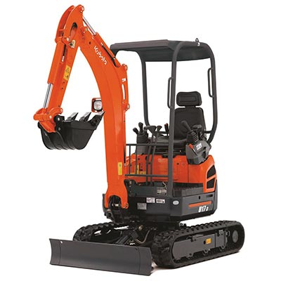 construction equipment rental excavator